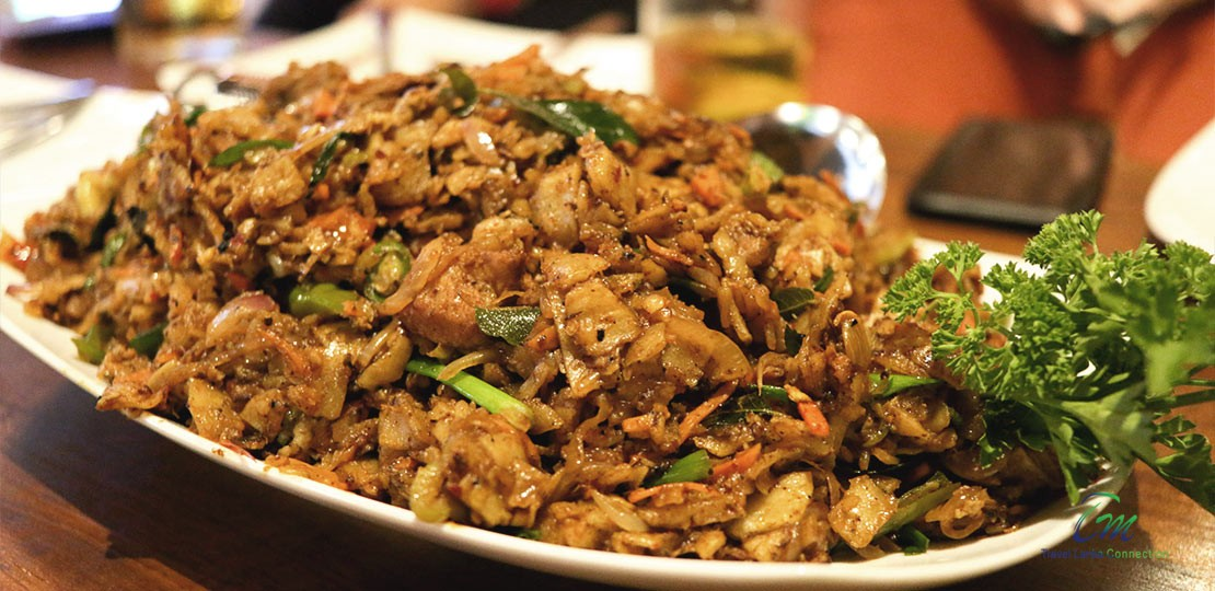 Sri Lankan Food - Must Try Best Sri Lanka Island Dishes