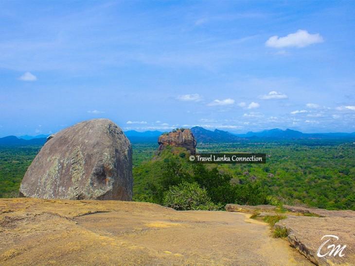 Pidurangala Mountain
